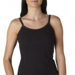 Ladies Rib Tank Top
