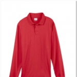 Anvil - Stain Repel Long Sleeve Polo