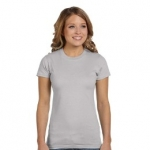 Ladies AnvilOrganic® Ring Spun Tee