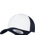 Foam Trucker Cap Curved Visor