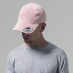 Low Profile Velours Cap