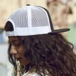 5-Panel Retro Trucker 2-Tone Cap