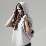 Ladies Sleeveless Hoody