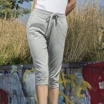 Ladies Terry 3/4 Jogging Pants