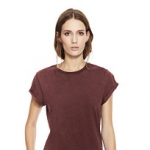 Women´s Rolled Sleeve T-Shirt