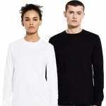 Unisex Heavy Jersey Long Sleeve T-Shirt