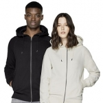 Classic Heavy Unisex Raglan Zip-Up Hoodie With Side Pockets