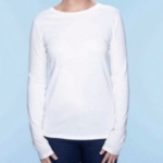 Womens Favourite Long Sleeve Tee