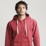 Men´s Superstar Zip Through Hoodie