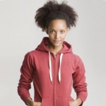 Women´s Superstar Zip Through Hoodie