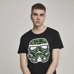 Merchcode - Stormtrooper Leaves Tee