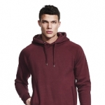 Unisex Pullover Hoody With Side Pockets