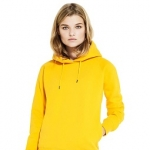 Women´s Pullover Hoodie with Concealed Pockets