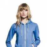 Women´s Lightweight Zip-Up Hoodie