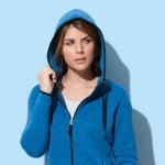 Active Knit Fleece Jacket