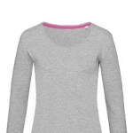 Claire V-Neck Long Sleeve