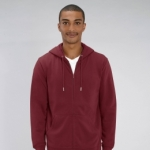 Connector - The Essential Unisex Zip-Thru Hoodie Sweatshirt