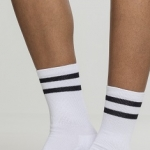 2-Tone College Socks 2-Pack