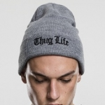 Thug Life - Old English Beanie