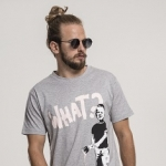 Merchcode - Banksy What Boy Tee